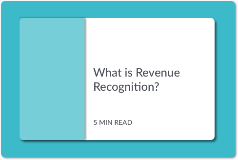 What is Revenue Recognition
